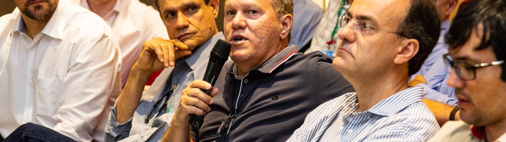 GEDAVE: CADASTRO OBRIGATÓRIO