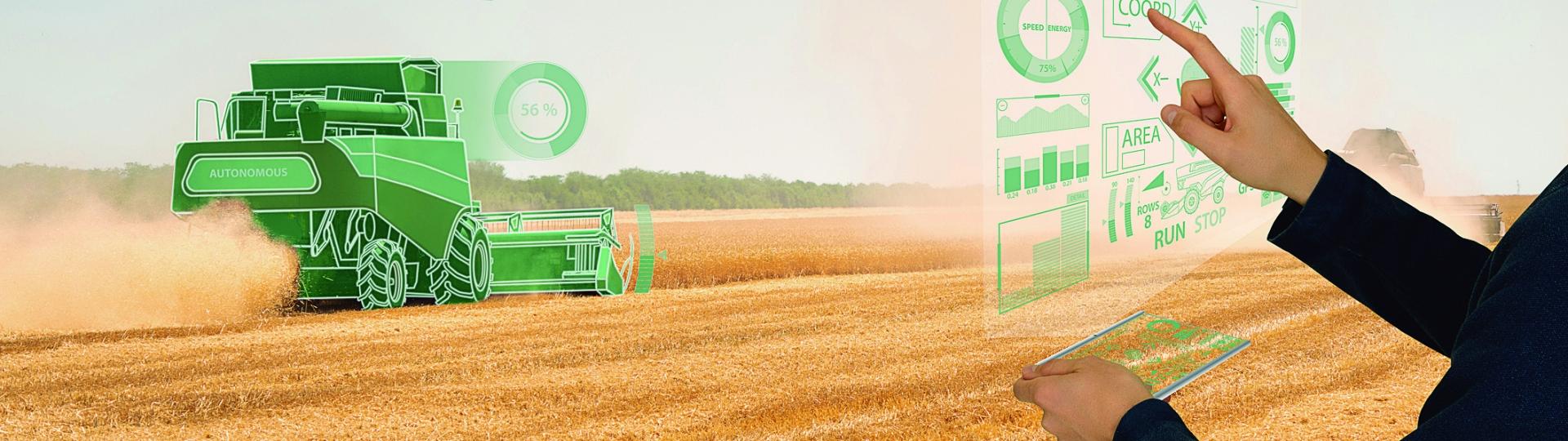 Uma potência chamada agronegócio