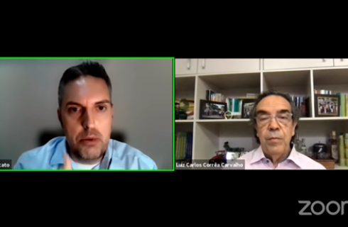 Canaoeste promove live e discute perspectivas para a Safra 2021/22