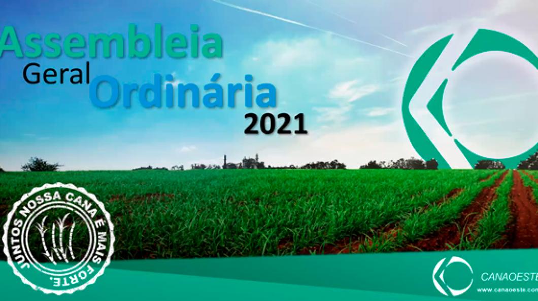 Canaoeste tem contas de 2020 aprovadas por unanimidade