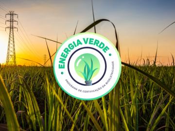 """Copercana é certificada com """"Selo Energia Verde"""""""