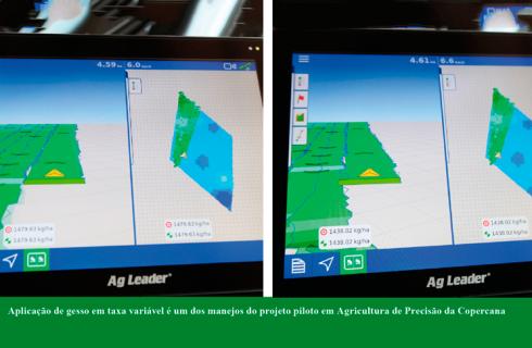 Unidade de grãos inicia projeto piloto em agricultura de precisão